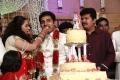 Shankar at Choreographers Shobi Lalitha Wedding Reception Stills