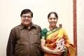 Choreographer Raguram at Shobi Lalitha Wedding Reception Stills