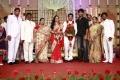Atharva at Choreographers Shobi Lalitha Wedding Reception Stills
