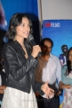 Actress Melanie Kannokada at D For Dopidi Movie Logo Launch Stills