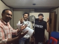 Biriyani Movie Song Recording Photos