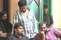 Director Sudhir Varma at Swamy Ra Ra Movie Working Stills
