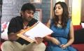 Sudhir Varma, Colors Swathi at Swamy Ra Ra Movie Working Stills