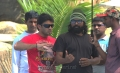 Cinematographer Richard Prasad at Swamy Ra Ra Movie Working Stills