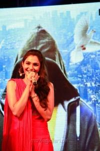 Andrea Jeremiah at Vishwaroopam Audio Launch Photos
