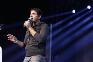 Singer Karthik at Vishwaroopam Audio Launch Photos