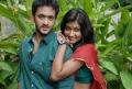 Manoj Nandam, Srividya at KMV Prod.No.1 Movie Launch Stills