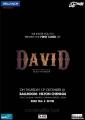 David Tamil Movie First Look Trailer Launch Stills