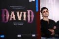 Actor Vikram at David First Look Trailer Launch Stills