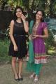 Avani Modi, Chandini at Naan Rajavaga Pogiren Press Meet Stills
