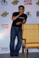 Salman Khan at Dabangg 2 Promotions at The Park, Hyderabad