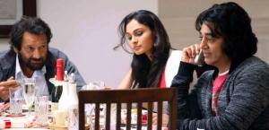 Kamal, Andrea in Viswaroopam Latest Stills