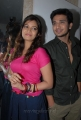 Colors Swathi, Nikhil Siddharth launches Naturals Family Salon Spa @ Secunderabad