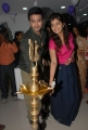 Naturals family salon & spa Inaugurated by Actors Colours Swathi, Nikhil Siddharth