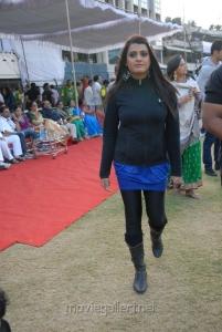 Actress Tashu Kaushik Hot Photos at Crescent Cricket Cup 2012