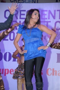 Tashu Kaushik Hot Dance Performance Photos at CCC 2012
