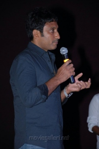 Srinu Vaitla at Aravind 2 Movie Audio Release Photos