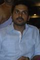 Actor Karthik Sivakumar at Srivilliputhur Andal Music Album Launch Stills