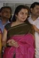 Suhasini Maniratnam at Srivilliputhur Andal Music Album Launch Photos