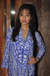 Actress Pooja Kumar at Vishwaroopam on DTH Platform Press Meet Stills