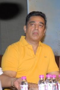 Actor Kamal Hassan New Photos at Viswaroopam Audio Release