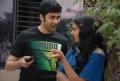 Rahul, Niti Taylor at Pelli Pusthakam Press Meet Stills