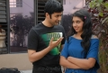 Rahul Ravindran, Niti Taylor at Pelli Pustakam Press Meet Stills