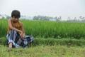 Super Singer Aajith in Vu Movie Stills