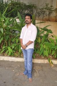 Director Anil GopiReddy at Biscuit Telugu Movie Opening Photos