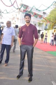Actor Arvind Krishna at Biscuit Telugu Movie Opening Photos