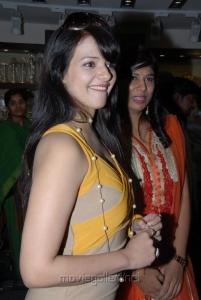 Telugu Actress Saloni At Hiya Jewellery Event Stills
