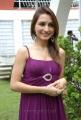 Love Touch Movie Actress Dhriti Hot Stills in Dark Pink Dress