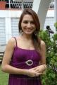 Telugu Actress Dhriti Hot Photos in Dark Pink Dress
