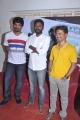 Kinslin, Dhileban, AR Murugadoss at Vathikuchi Press Meet Stills