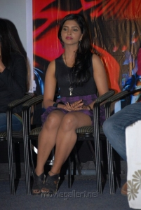 Sanchita Padukone at Chammak Challo Audio Platinum Function Photos