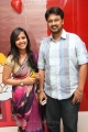 Anusha, Dhayanidhi Alagiri at Nirnayam Movie Audio Launch Photos
