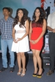 Lakshmi Nair, Shravya Reddy at 143 Hyderabad Movie Audio Release Stills