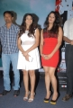 Lakshmi Nair, Shravya Reddy at 143 Hyderabad Movie Audio Release Photos
