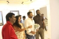 Painting inauguration by Shobi & Lalitha at Art House Photos