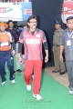 Venkatesh at Telugu Warriors Taj Deccan to LB Stadium Photos