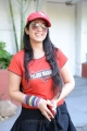 Charmi at Telugu Warriors Taj Deccan to LB Stadium Photos