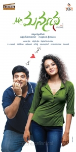 Krishnudu, Sonia Deepti in Mr.Manmadha Movie Posters