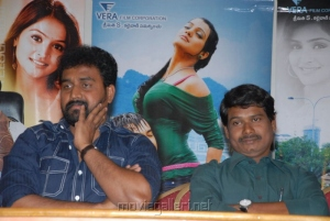 Telugu Abbai Movie Press Meet Photos