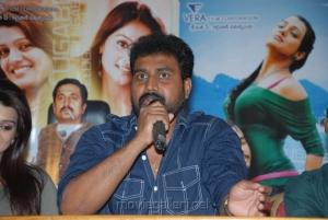 Director OS Avinash at Telugabbayi Movie Press Meet Stills