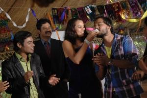 Kandanam Movie Shooting Spot Stills