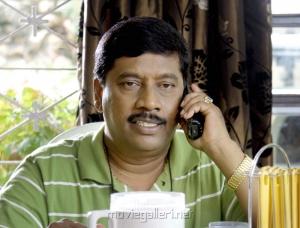 Ku Gnanasambandam in Mathil Mel Poonai Movie Stills