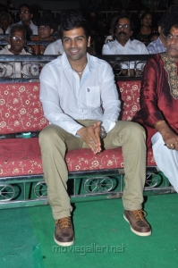 Singer Sriram Chandra at Sri Jagadguru Adi Shankara Movie Audio Release Photos