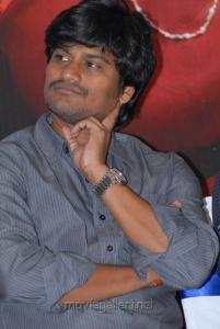Director Kumar Nagendra at Gundello Godari Movie Success Meet Stills