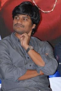 Director Kumar Nagendra at Gundello Godari Movie Success Meet Photos