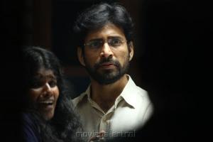 Actor Ajaay, Mitali Agarwal in Adiyum Andamum Tamil Movie Stills